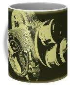 French Emel Shady Moss Coffee Mug