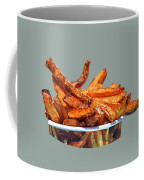 French Fries On The Boards Coffee Mug