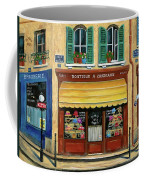 French Hats And Purses Boutique Coffee Mug by Marilyn Dunlap