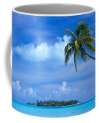 French Polynesia, Bora Bo Coffee Mug