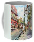 French Quarter Antiques Coffee Mug