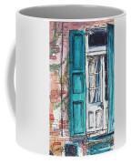 French Quarter Coffee Mug
