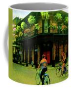 French Quarter Flirting On The Go Coffee Mug