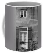 French Quarter Window Coffee Mug