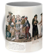 French Revolution, 1795-96 Coffee Mug