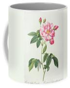 French Rose Coffee Mug