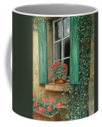 French Window Coffee Mug