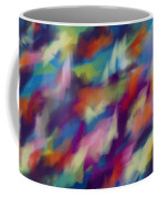 Fresh Abstraction Coffee Mug
