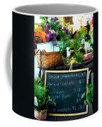 Fresh At The Farmer's Market Coffee Mug