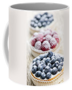 Fresh Berry Tarts Coffee Mug