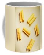 Fresh Butter Curls On Table Coffee Mug