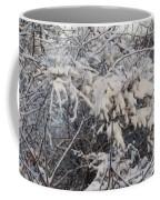 Fresh Coat Of Snow Coffee Mug