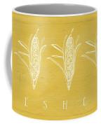 Fresh Corn- Art By Linda Woods Coffee Mug