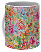 Fresh Flowers. Coffee Mug