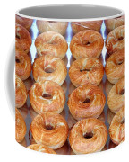 Fresh Frosted Doughnuts On Sale Coffee Mug
