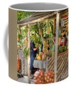 Fresh Fruits For The Day Coffee Mug