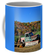 Fresh Mountain Produce Coffee Mug