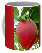 Fresh Peach Coffee Mug