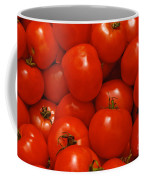 Fresh Red Tomatoes Coffee Mug