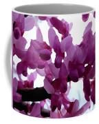 Fresh Redbud Blooms Coffee Mug