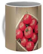 Fresh Ripe Tomatoes Coffee Mug