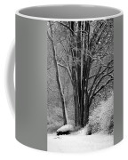 Fresh Snow  Coffee Mug