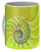 Fresh Spiral Coffee Mug