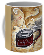 Fresh Start Original Painting Madart Coffee Mug