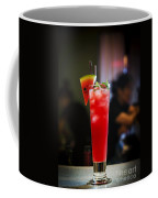 Fresh Watermelon Juice And Vodka Cocktail Drink Coffee Mug