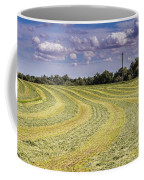 Freshly Mown Hay  Coffee Mug