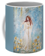 Freya - Goddess Of Love And Beauty Coffee Mug