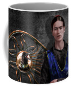 Frida - Wall Flower Waiting Coffee Mug