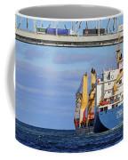 Frieda And Blue Water Bridge Coffee Mug