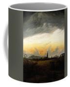 Friedrich Caspar David Neubrandenburg Coffee Mug
