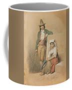 Friedrich Gonne  Two Italian Youths Coffee Mug