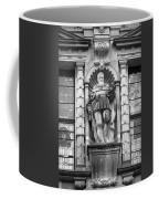 Friedrich The Wise B W Coffee Mug
