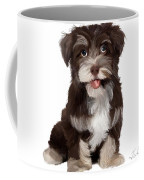 Friendly Dog Coffee Mug