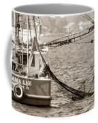 Friendly Fisherman Coffee Mug