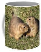 Friendly Prairie Dogs Coffee Mug