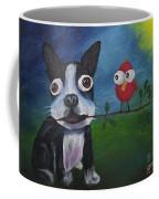 Friends Don't Fly Away Coffee Mug