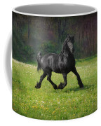 Friesian Power Coffee Mug