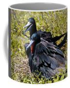 Frigatebirds In Love Coffee Mug