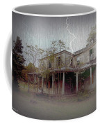Frightening Lightning Coffee Mug by Brian Wallace