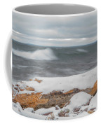 Frigid Waves Coffee Mug
