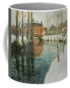 Frits Thaulow    A Chateau In Normandy Coffee Mug