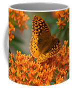 Frittalary Milkweed And Life Coffee Mug