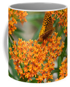 Frittalary Milkweed And Nectar Coffee Mug
