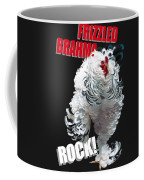Frizzled Brahma T-shirt Print Coffee Mug