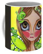 Frog Fairy Coffee Mug