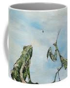 Frog Fly And Mantis Coffee Mug